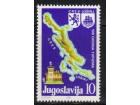 100 god turizma Cres-Lošinj 1985.,čisto