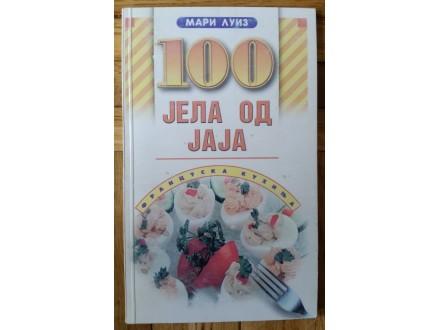 100 jela od jaja  Mari Luiz