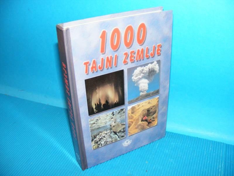 1000 TAJNI ZEMLJE - Nikolas Lenc (besplatna dostava)