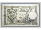 1000 francs/200 Belgas Belgija 1939 P#104 VF vrlo retko