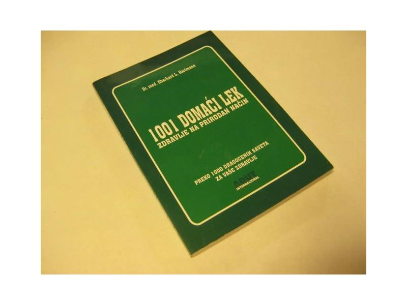 1001 DOMAĆI LEK Dr. Eberhard L. Hartman