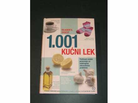 1001 kućni lek - perfektno očuvan!