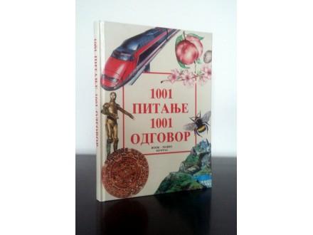 1001 pitanje 1001 odgovor, grupa autora, novo