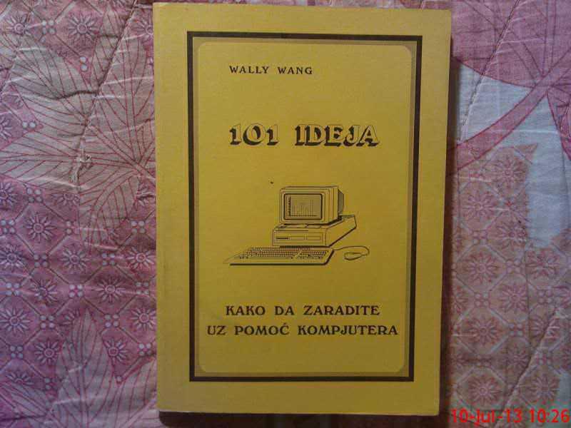 101 IDEJA - KAKO DA ZARADITE UZ POMOC RACUNARA -  WALLY