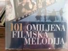101 omiljena filmska melodija - 5 diskova