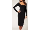 13)  Klasicna crna haljina (VISE BOJA)
