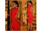 144) Prelepa sexy haljina u vise boja