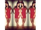 148) Prelepa push up haljina u vise boja