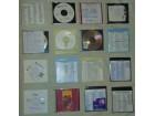 15 muzičkih CD - ova, Razno!!!