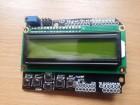 16x2 LCD Keypad Shield za arduino