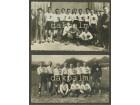 1924 Olimpijada Pariz 2 x RPPC Dušan Petković SENEGALAC
