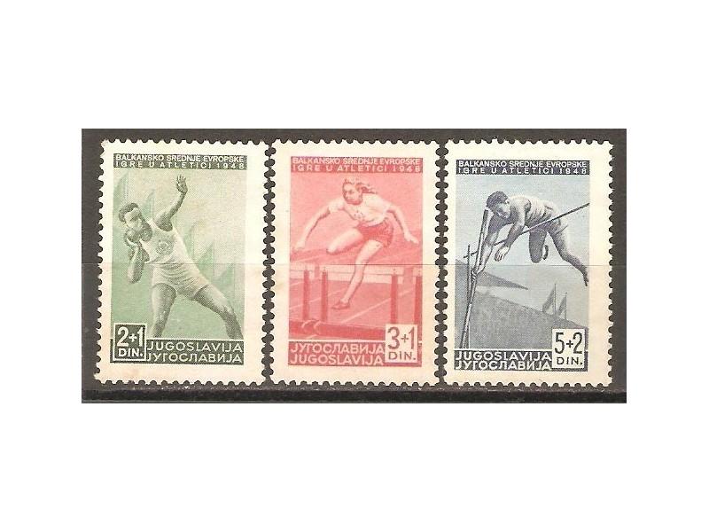 1948- Balkanijada