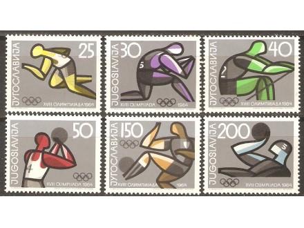 1964 - Olimpijada Tokijo