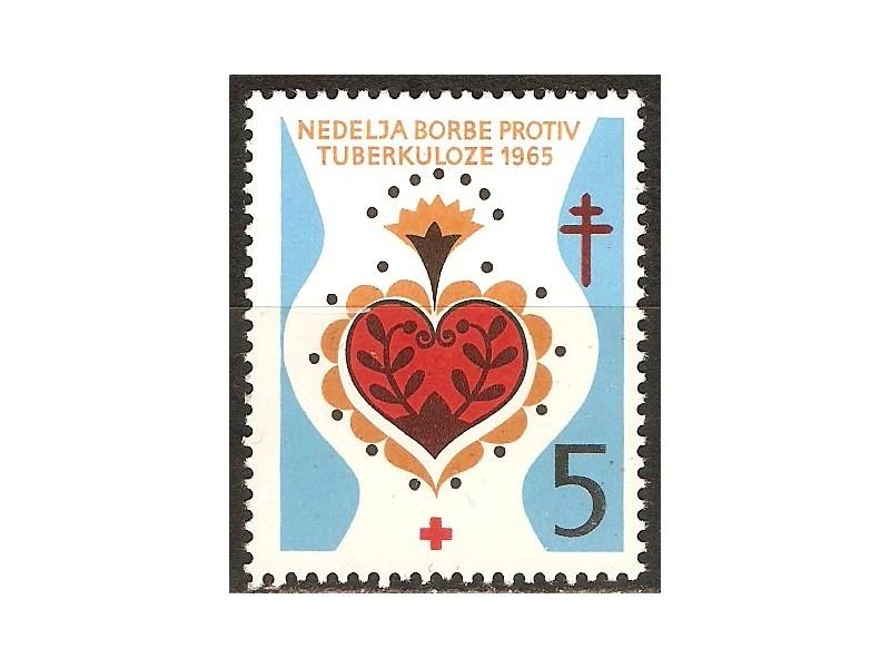 1965 - Protiv tuberkuloze