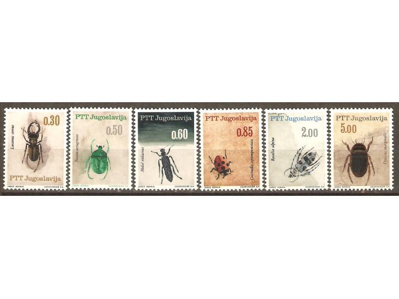 1966 - Fauna