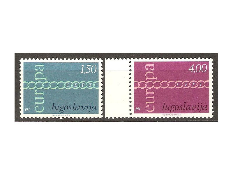 1971 - Europa - cept