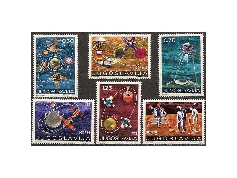 1971 - Kosmos u sluzbi nauke