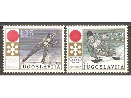 1972 - Olimpijada Saporo