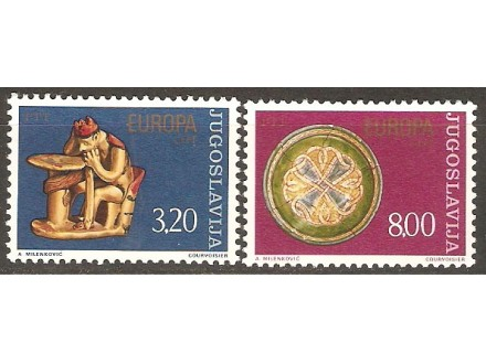 1976 - Europa - cept