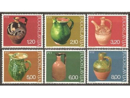 1976 - Grncarstvo
