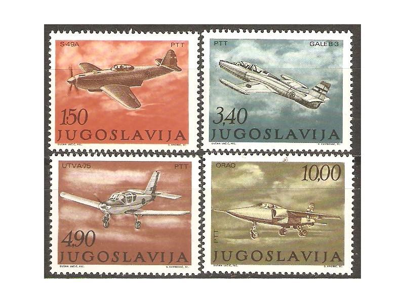 1978 - Dan Yu vazduhoplovstva