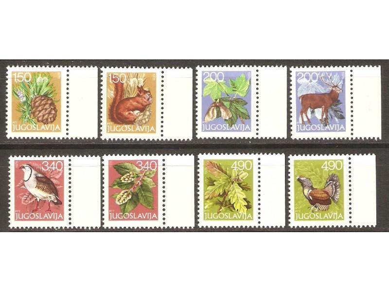 1978 - Fauna i flora