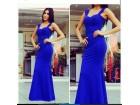 198) Sirena push up haljina sa bretelama