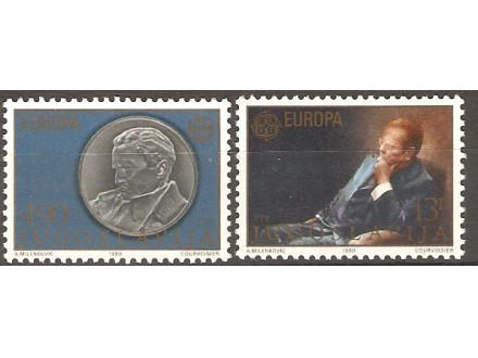 1980 - Europa - cept