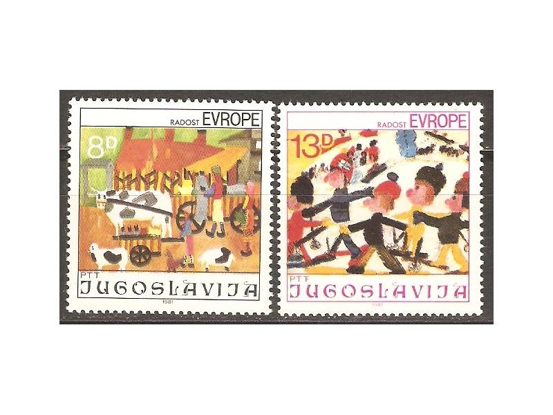 1981 - Radost Evrope