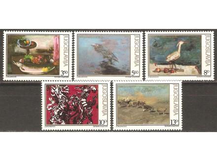 1981 - Umetnost
