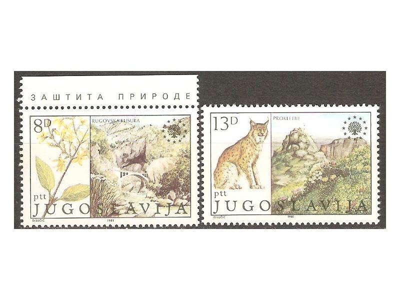 1981 - Zastita prirode
