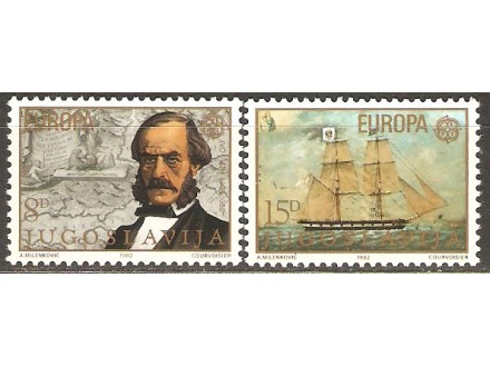 1982 - Europa - cept