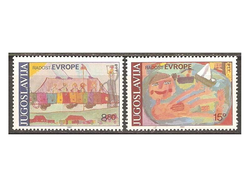 1982 - Radost Evrope