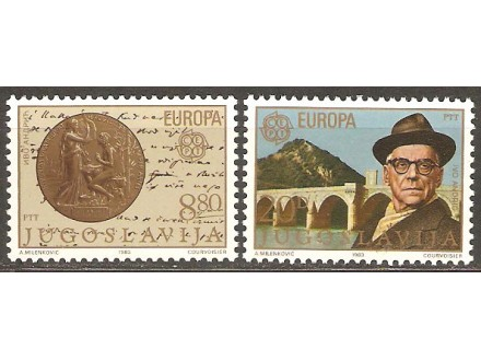 1983 - Europa - cept