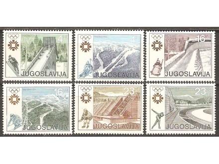 1983 - O.I.Sarajevo 84