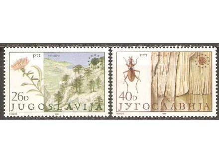 1984 - Evropska zastita prirode
