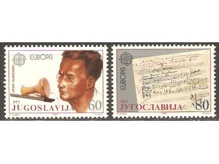 1985 - Evropa - cept