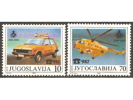 1986 - AMSJ