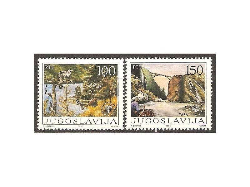 1986 - Zastita prirode