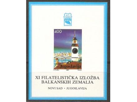 1987 - Blok 30