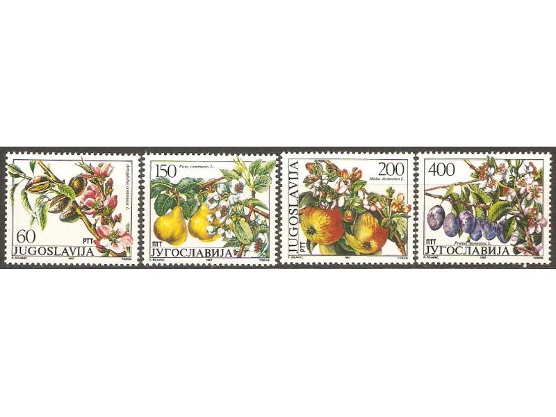 1987 - Flora