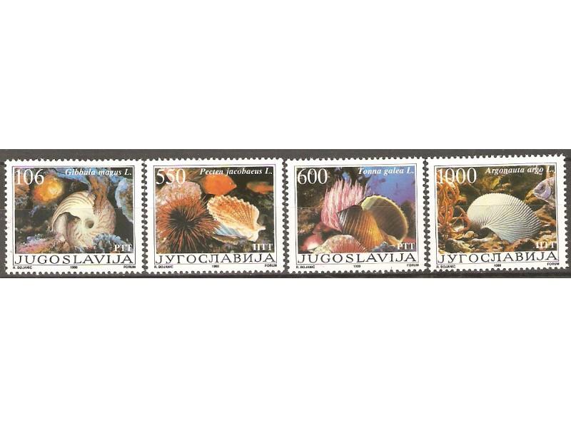 1988 - Fauna