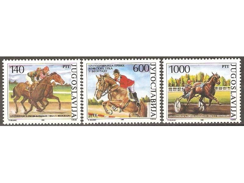 1988 - Konjicke trke