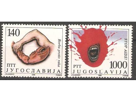 1988 - Rak i sida
