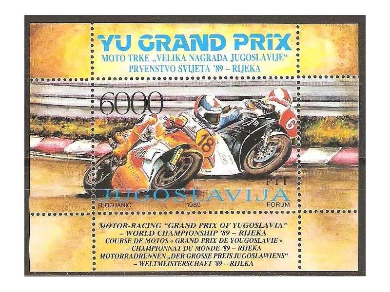 1989 - Blok 34