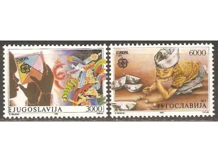1989 - Europa cept