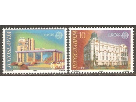 1990 - Europa cept