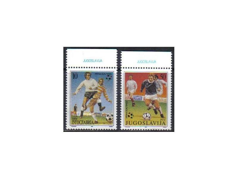 1990 - SP u fudbalu-Italija