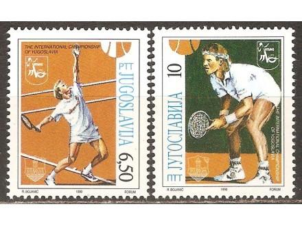 1990 - Tenis Umag