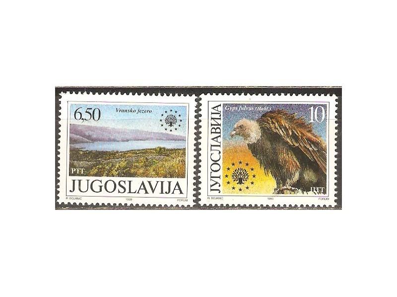 1990 - Zastita prirode